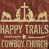 Happy Trails Cowboy Church Logo
